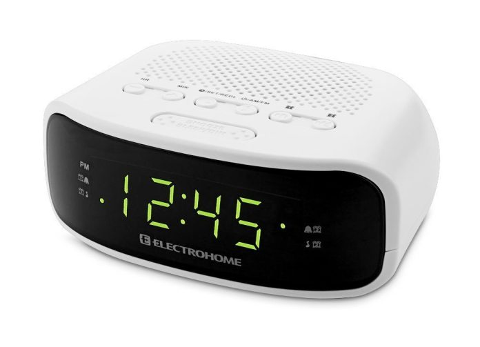 Electrohome Digital Clock Radio