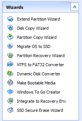 AOMEI Partition Assistant standard and professional edition best partitioning freeware, windowspe bootable media create