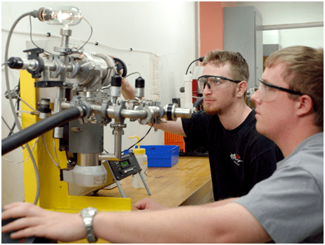 NSF Grants Baker College $500M for Photonics and Laser Studies