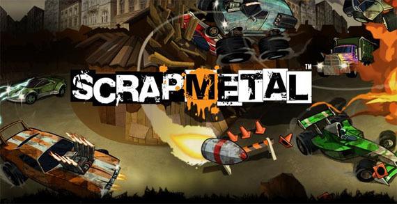 Scrap Metal - Xbox Live Arcade1