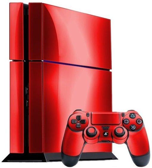 System Skins Sony PlayStation 4 Skin