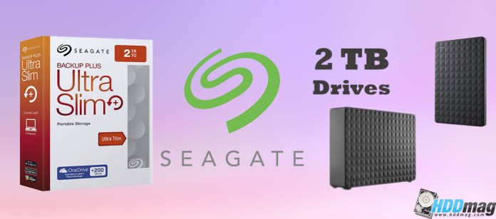 Top Seagate 2TB External Hard Drives Featured