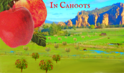 In Cahoots Heirloom Apple Collaborative