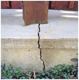concrete repair grapevine colleyville