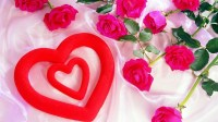 love roses and hearts wallpapers