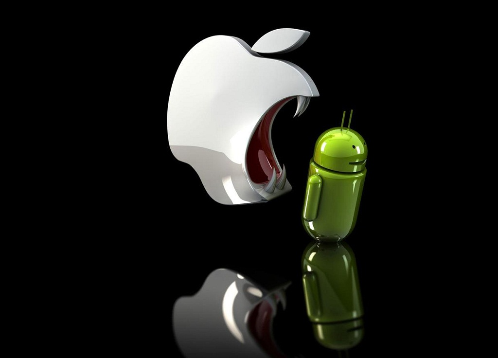 Funny wallpapers apple and android   HD Wallpaper Funny wallpapers apple and android hd