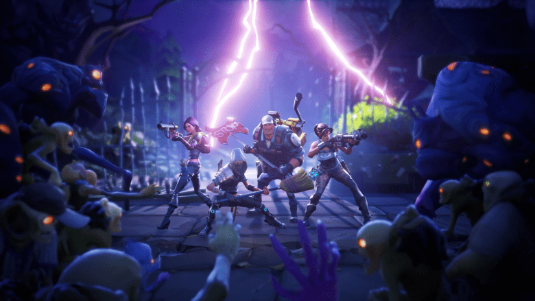 Fortnite game images