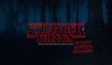 stranger things images for background