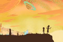 4k rick and morty wallpapers