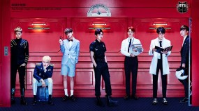 BTS Wallpapers at concert