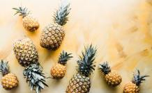 different color of pineapple wallpapers for lover