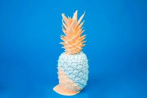 ice cream view pineapple wallpapers