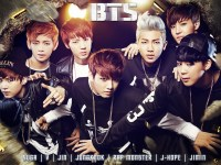 new BTS Wallpapers group photo