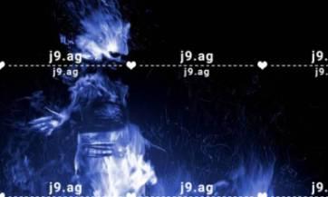 palm trees yellow coast sky blue 1920x1080