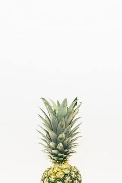 single pineapple wallpapers for mobile