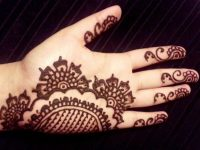 Best Mehndi Design Ides for Eid al-Fitr images