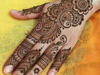 Most-recent-Mehndi-Designs-For-Hands on Eid