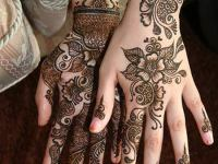 latest-mehndi-designs for eid on backhands