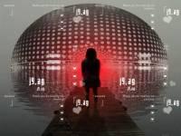 hart pattern mehndi design on shoulder