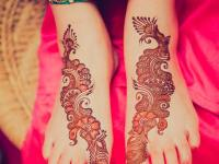Peacock-floral-Feet-Mehendi-Design-Idea