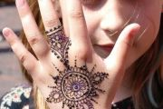 cute mehndi designs for kids