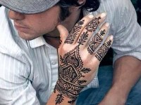 guy henna tattoo designs Lovely Henna Tattoo Designs TOP 140 Designs and Ideas for Henna Lovers