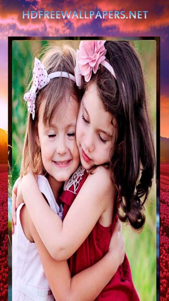 little girls love wallpapers for mobiles