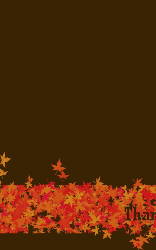 thanksgiving  simple background