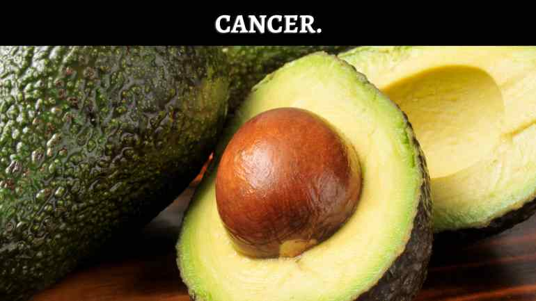 Health benefits of Avocado.