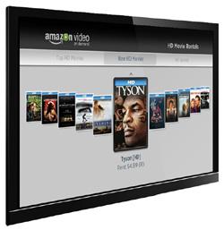 Amazon VoD on Roku