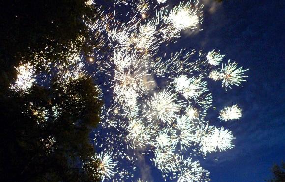 4th Fireworks - Geoff Morrison