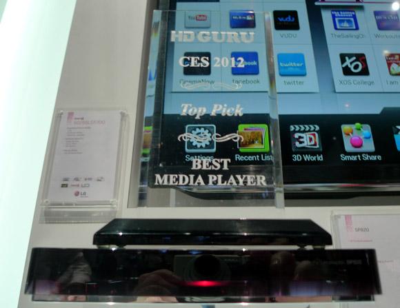 LG SP820 Smart Upgrader