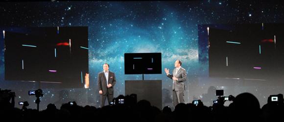 Samsung Press Conference CES 2012