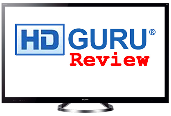 Sony 55HX950 Review