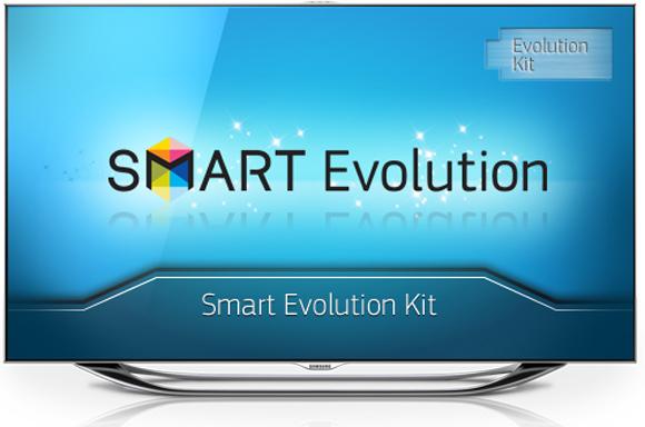 Samsung 2013 evolution
