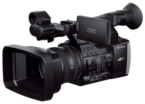 Sony Handycam FDR-AX1 4K 580