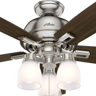 44 Bennett 5 Blade Ceiling Fan With Remote, Light Kit Included 28