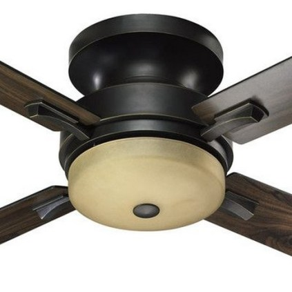 44 Bennett 5 Blade Ceiling Fan With Remote, Light Kit Included 37