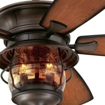 44 Bennett 5 Blade Ceiling Fan With Remote, Light Kit Included 4