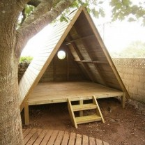 45 Cool And Budget Friendly Projects For A Kid S Play Area #backyardideas Make 20