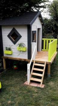 45 Cool And Budget Friendly Projects For A Kid S Play Area #backyardideas Make 27