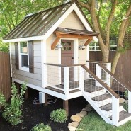 45 Cool And Budget Friendly Projects For A Kid S Play Area #backyardideas Make 30