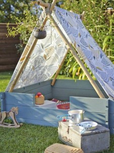 45 Cool And Budget Friendly Projects For A Kid S Play Area #backyardideas Make 4