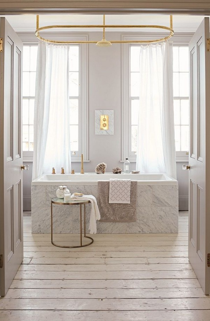 49 Luxury Bathrooms And Tips You Can Copy From Them 1