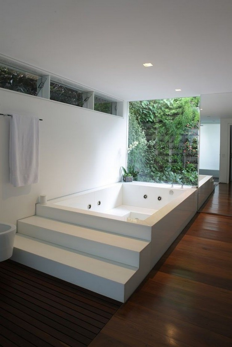 49 Luxury Bathrooms And Tips You Can Copy From Them 19