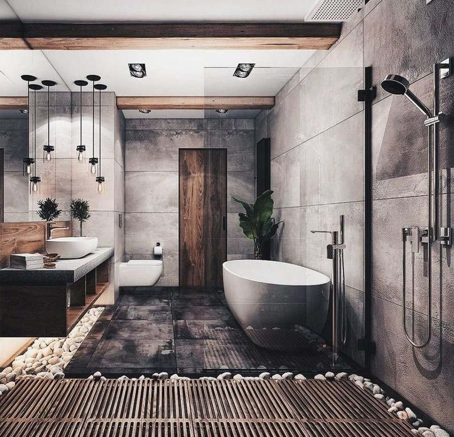 49 Luxury Bathrooms And Tips You Can Copy From Them 31