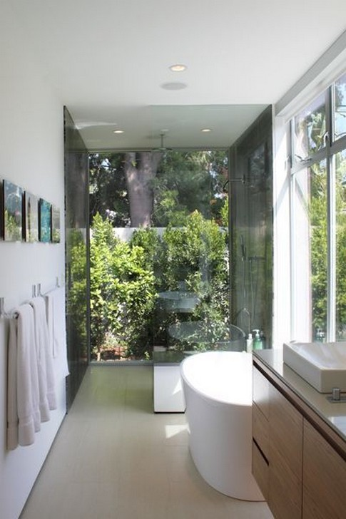 49 Luxury Bathrooms And Tips You Can Copy From Them 44