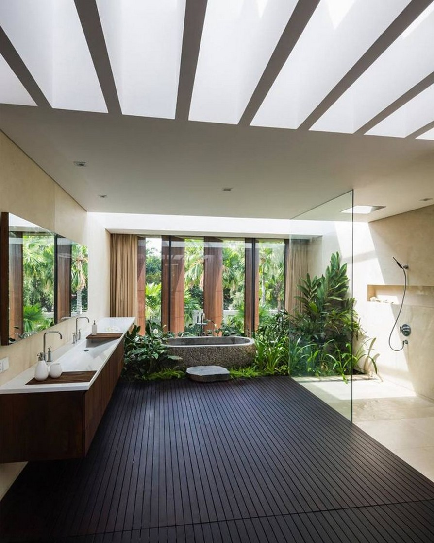 49 Luxury Bathrooms And Tips You Can Copy From Them 9