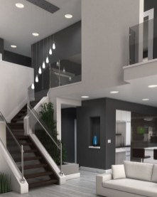 50 Incredible Staircase Designs For Your Home 32