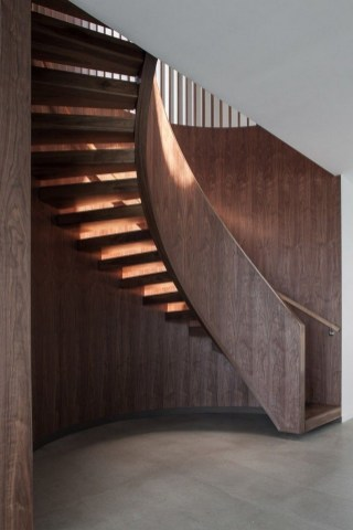 50 Incredible Staircase Designs For Your Home 45